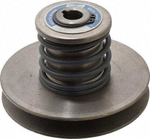 Lovejoy 68514437325 12904 1-1//8 Pulley Cast Iron 10 OD 5.38 OAL