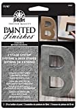 FolkArt Painted Finishes Art Paint Set (2-Ounce), 5067 Light Concrete/Dark Concrete Carded