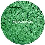 Matte Chromium Hydroxide Teal Green 18 Tsp Soap Art Craft Paint Powder Pigment Color