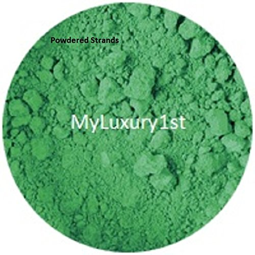 Matte Chromium Hydroxide Teal Green 18 Tsp Soap Art Craft Paint Powder Pigment Color by MyLuxury1st