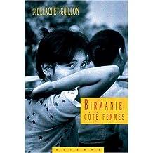 BIRMANIE, COTE FEMMES