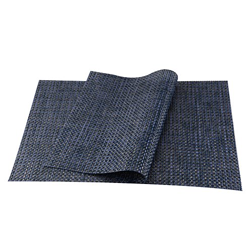 Top Deluxe Placemats Washable Heat resistant