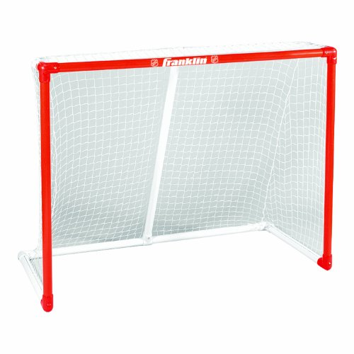 [Franklin Sports NHL Street Hockey SX Pro Innernet PVC Goal with Top Shelf (54-Inch)] (26