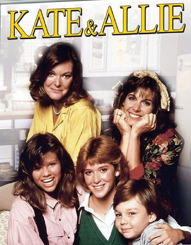 Kate & Allie The Complete Series by Vei