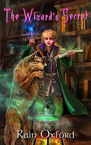 The Wizard's Secret (The Sorcerer's Saga, #2) - Rain Oxford