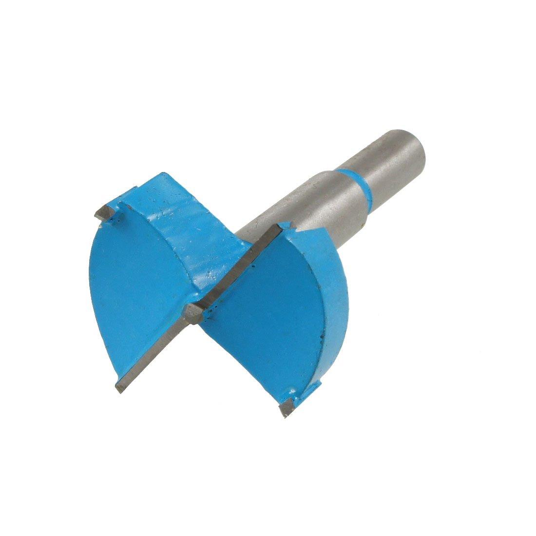 Sourcingmap a12091300ux0290 42 mm Diameter Carpentry Forstner Tip Hinge Boring Bit Drilling Tool