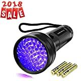Kyпить UV Flashlight Black light UV Lights, Vansky 51 LED Ultraviolet Blacklight Pet Urine Detector For Dog/Cat Urine,Dry Stains,Bed Bug, Matching with Pet Odor Eliminator на Amazon.com