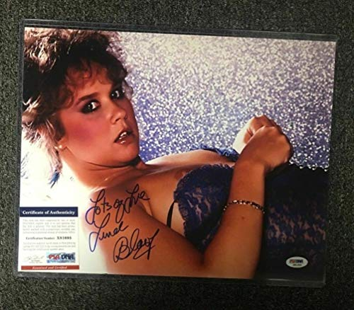 Linda Blair Nude 11x14 Actress Autographed Signed Photo PSA/DNA Certified Autograph Exorcist JSA (Linda Nude)