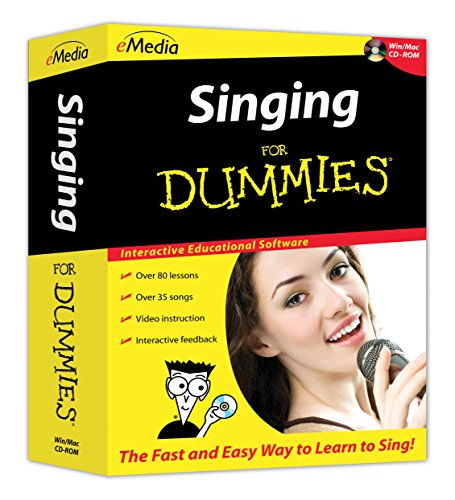 eMedia Singing For Dummies v2 - Type Coach