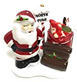 zombie salt and pepper set - Santa & Sleigh Salt and Pepper Shaker Set Christmas Holiday Collection By Better Home & Garden
