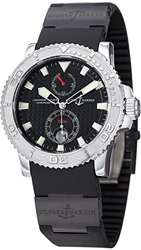 Ulysse-Nardin-Maxi-Marine-Diver-Chronometer-Mens-Automatic-Black-Rubber-Strap-Watch-263-33-3C92