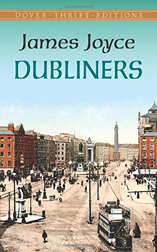 Book cover for Dubliners