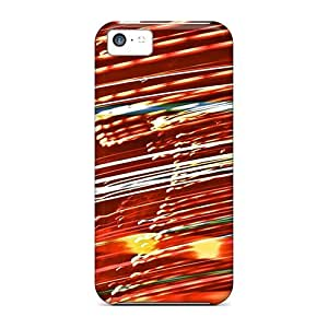 Mialisabblake IijzLie4821ohGnA Protective Case For Iphone 5c(long Shutter Lights)