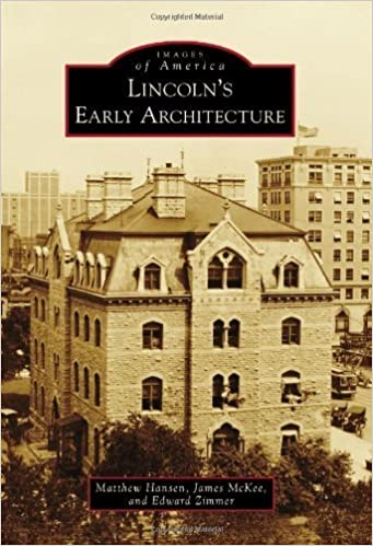 Book Lincoln's Early Architecture (Images of America) by Matthew Hansen (2014-05-19)