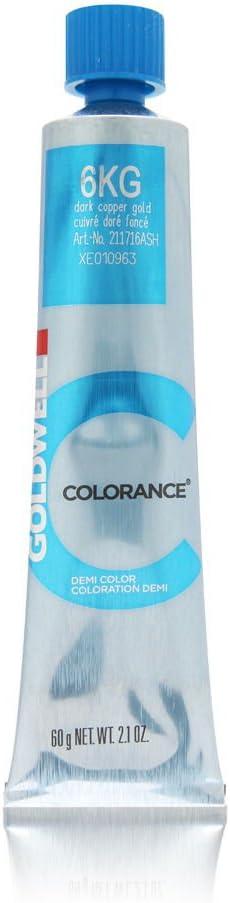 Goldwell Colorance - Tubo de tinte 60 ml