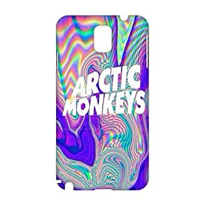 Angl 3D Case Cover Arctic Monkeys Phone Case for Samsung Galaxy Note3