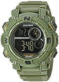 Armitron Sport Men's 40/8284DGN Digital Display Quartz Green Watch