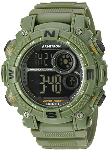 armitron-sport-mens-40-8284dgn-digital-chronograph-matte-dark-green-resin-strap-watch