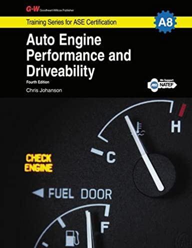 Ase test preparation a8 engine performance array auto engine performance u0026 driveability shop manual a8 training rh amazon com fandeluxe