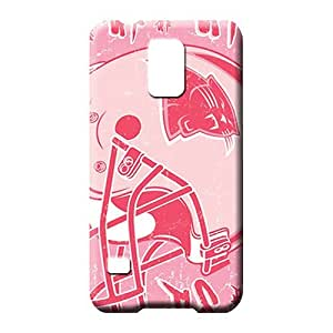 samsung galaxy s5 Shock-dirt Cases Cases Covers Protector For phone phone back shell carolina panthers nfl football