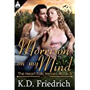 Morrison On My Mind (The Heart Falls Heroes Book 3)