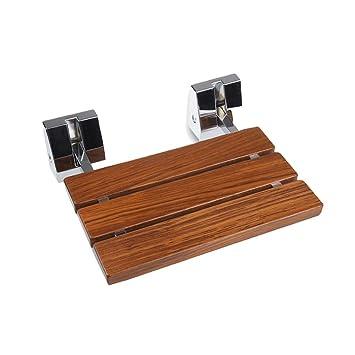 Taburete Muebles de baño Baño Madera Maciza Teca Baño ...