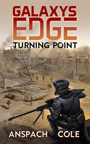 Turning Point (Galaxy's Edge Book 7) cover