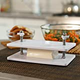 Kenley Tofu Press Kit – 4-Spring Extra Firm Tofu Cheese Presser Drainer - Quickly Remove Excess Water & Improve Tofu Dishes - BPA Free