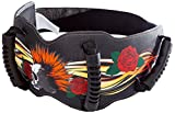 Grip-n-Ride Street Art Collection Punk Skull Belt (One Size)