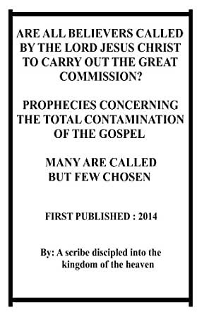 about christs great commission essay Much effort has been placed by christians to fulfill this charge, commonly referred to as the great commission essay topics plagiarism.