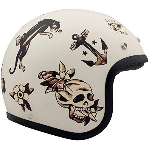 - DMD Vintage Helmet - Old School - M1
