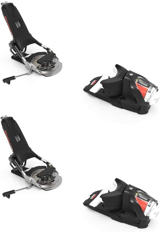 Look Pivot 14 GW スキービンディング 黒-Icon 95mm
