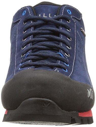Bleu Azul Unisex Escalada Millet Friction de 7487 Adulto Zapatos GTX 8qqgwpC