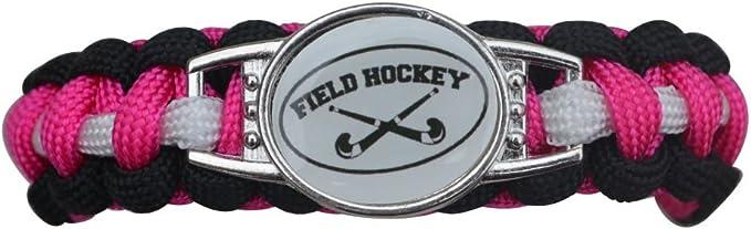 Field Hockey Purple Hair Ties Perfect Gift for Girls Field Hockey Players