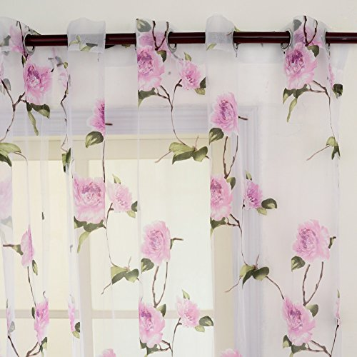 Top Curtain 54 inch 96 inch Grommets