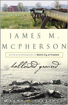 Book Hallowed Ground: A Walk at Gettysburg (Crown Journeys)