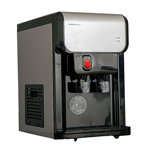 Tall Water Dispenser (MINI Countertop Bottleless Water Cooler 17.5