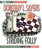 Striding Folly (Audio Editions Mystery Masters)