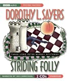 img - for Striding Folly (Mystery Masters) book / textbook / text book