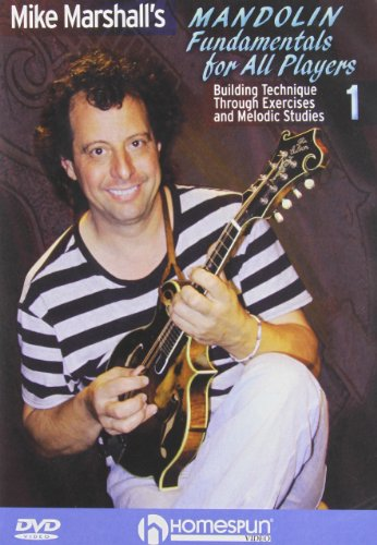 (Mike Marshall's Mandolin Fundamentals for all Players  DVD 1&2 )