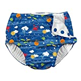 i Play. Snap Reusable Absorbent Swimsuit Diaper