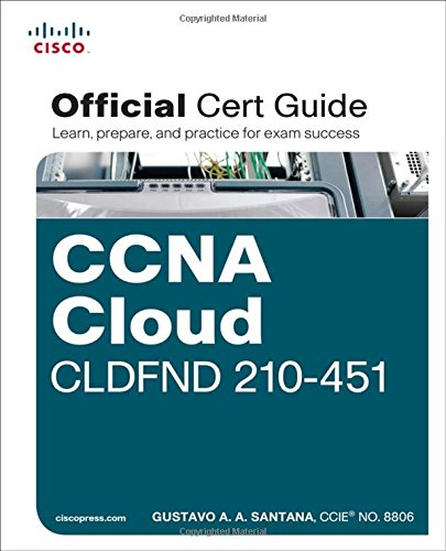 CCNA Cloud CLDFND 210-451 Official Cert Guide