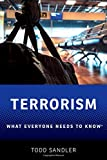 img - for Terrorism: What Everyone Needs to Know  book / textbook / text book