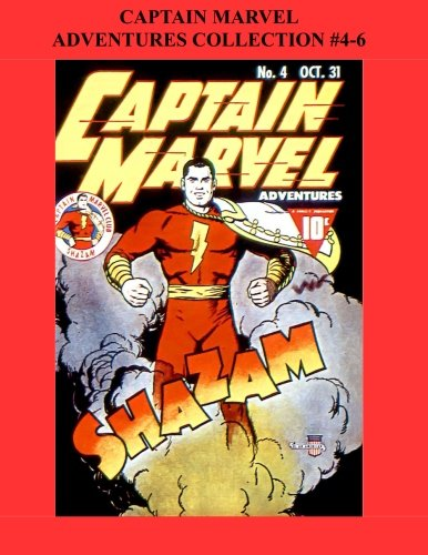 Download Captain Marvel Adventures Collection #4-6 ebook