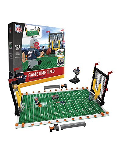NFL New England Patriots OYO Gametime Set 2.0 (Oyo Football Figures)