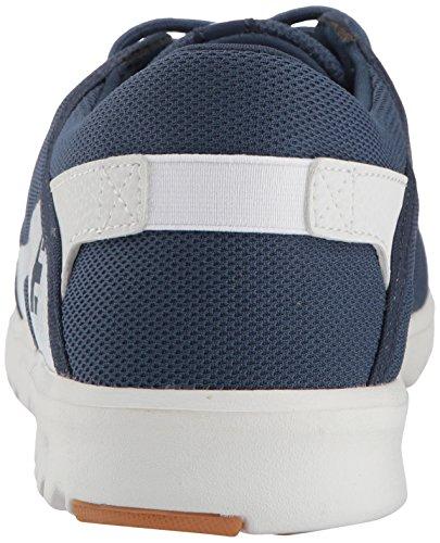 Etnies Herren Scout Sneaker Blu Scuro / Bianco