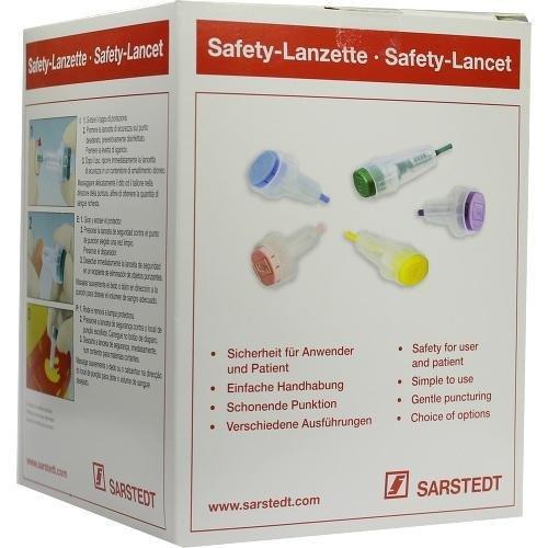 Safety-Blutlanzette