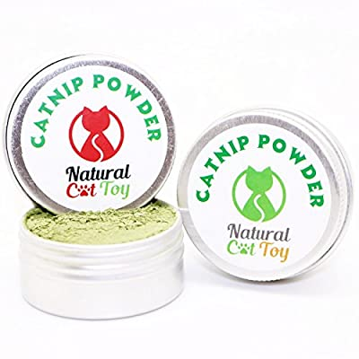 CatNip for Cats NATURAL CAT TOY Catnip Powder (10 g / 0.35 oz) [tag]