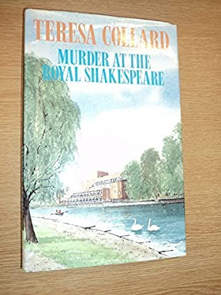 book cover of Murder at the Royal Shakespeare