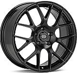 18x8.5 Enkei Raijin (Black) Wheels/Rims 5x114.3 (467-885-6535BK)